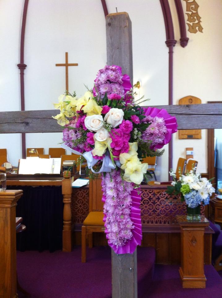 ChurchPhoto Easter Sunday Cross